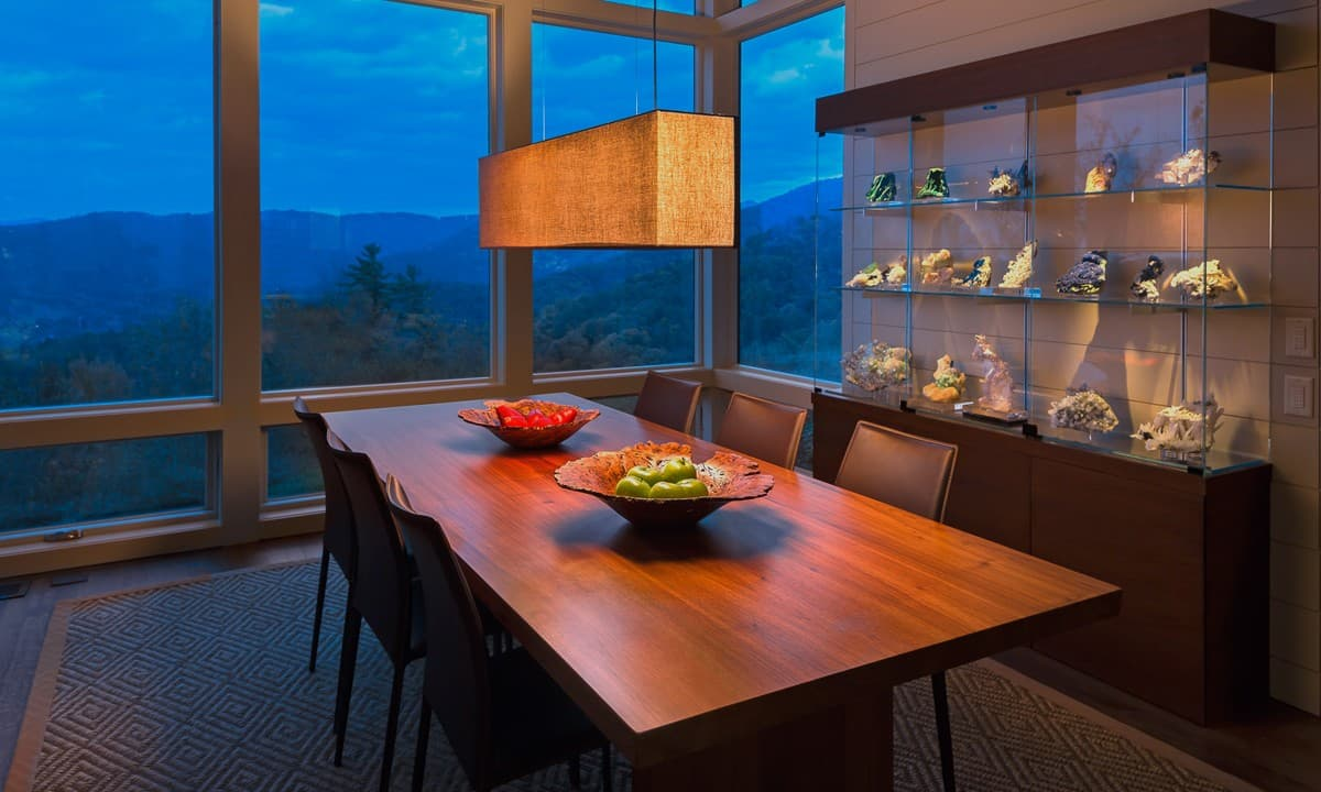 Town Mountain Asheville Residence Samsel Architects