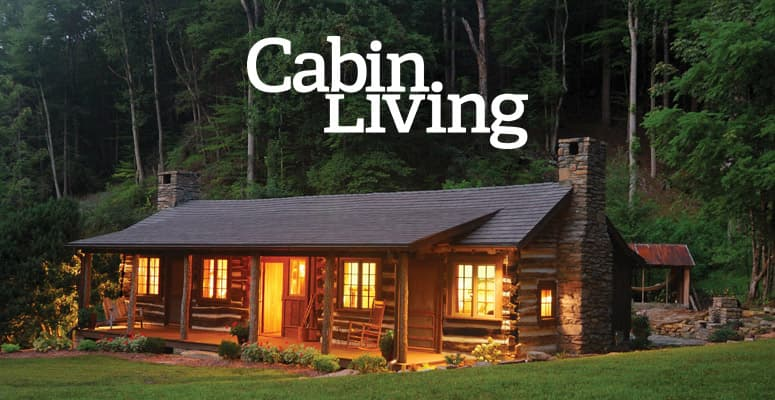 Wonderful Laurel Fork Project Featured In Cabin Living Magazine