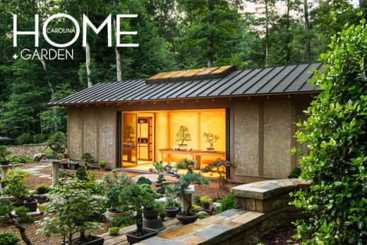 We Are Excited To See Our Bonsai Pavilion Featured In The Spring Edition Of Carolina  Home + Garden Magazine. The Project Is Included In A Series That ...