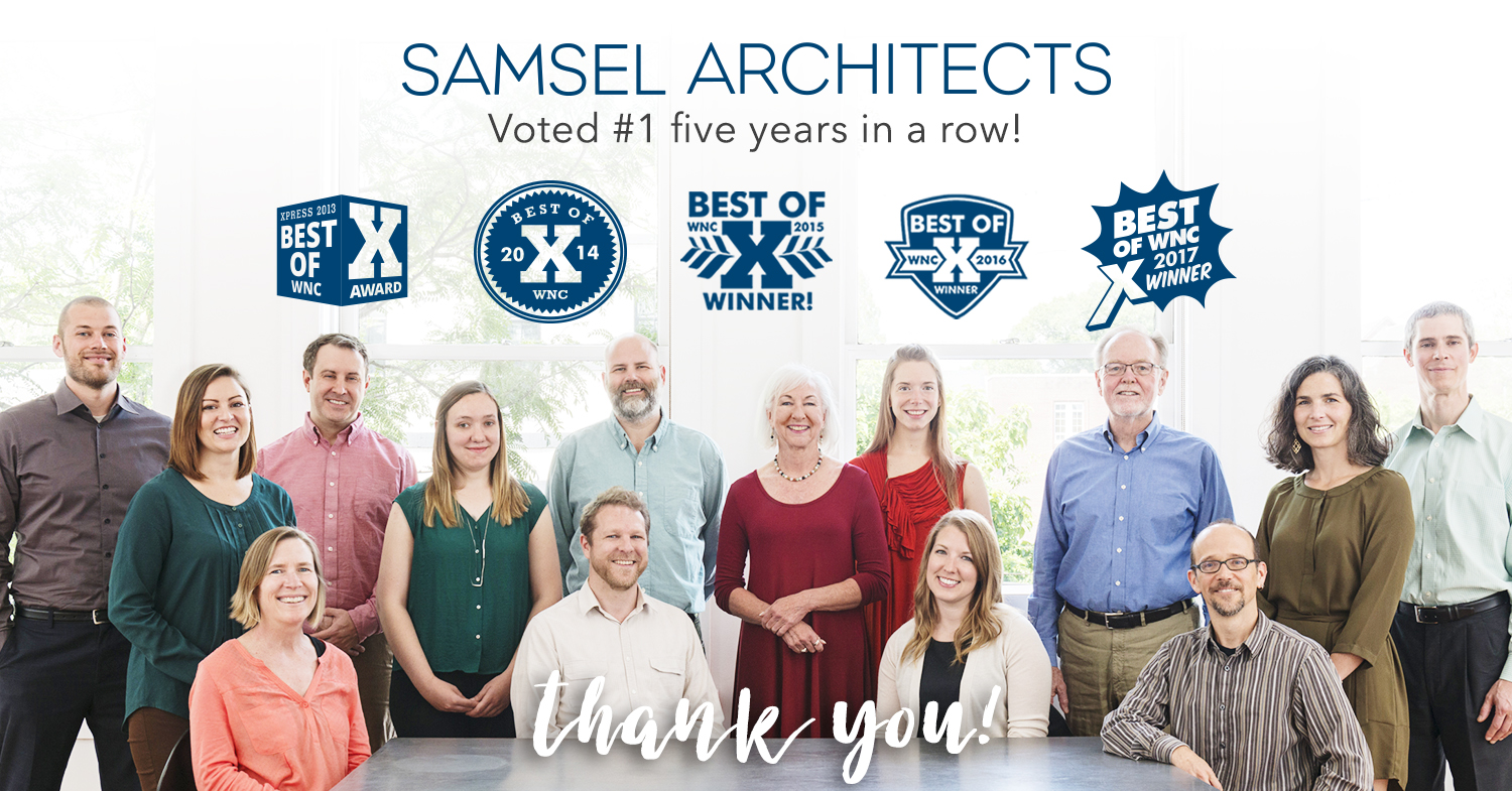 Samsel Architects Mountain X Best of 2017