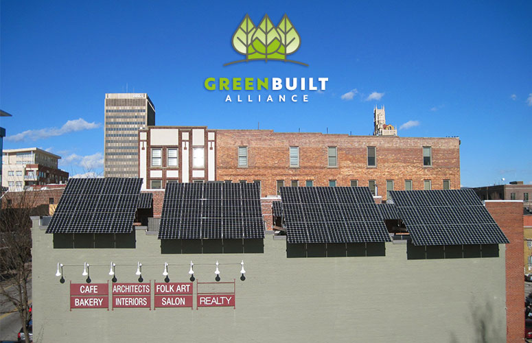 Green Built Alliance Feature