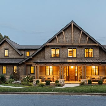 East Tennessee Residence