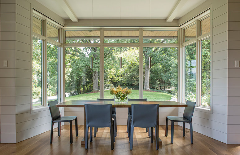 Twin Oaks Residence Dining Table Blog