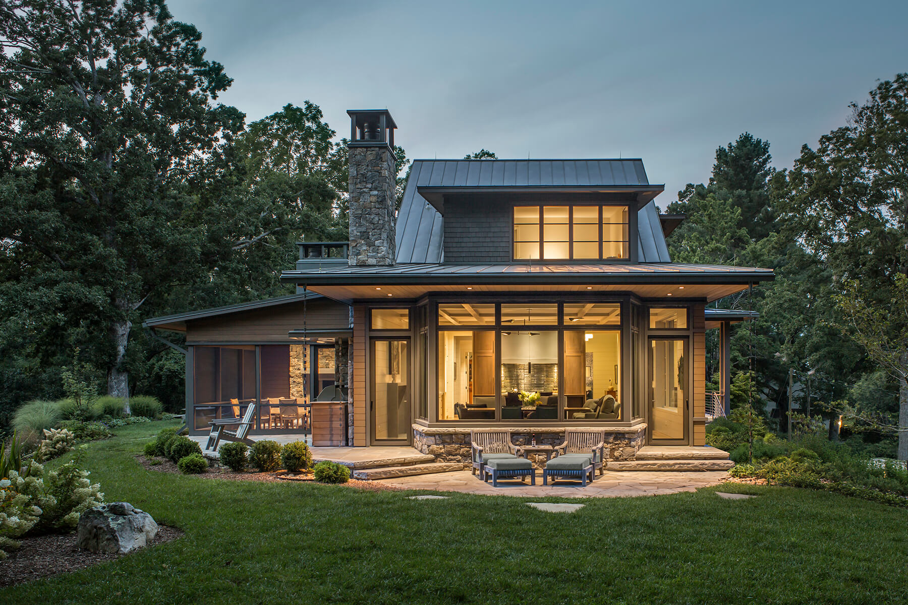 Twin Oaks Residence Exterior