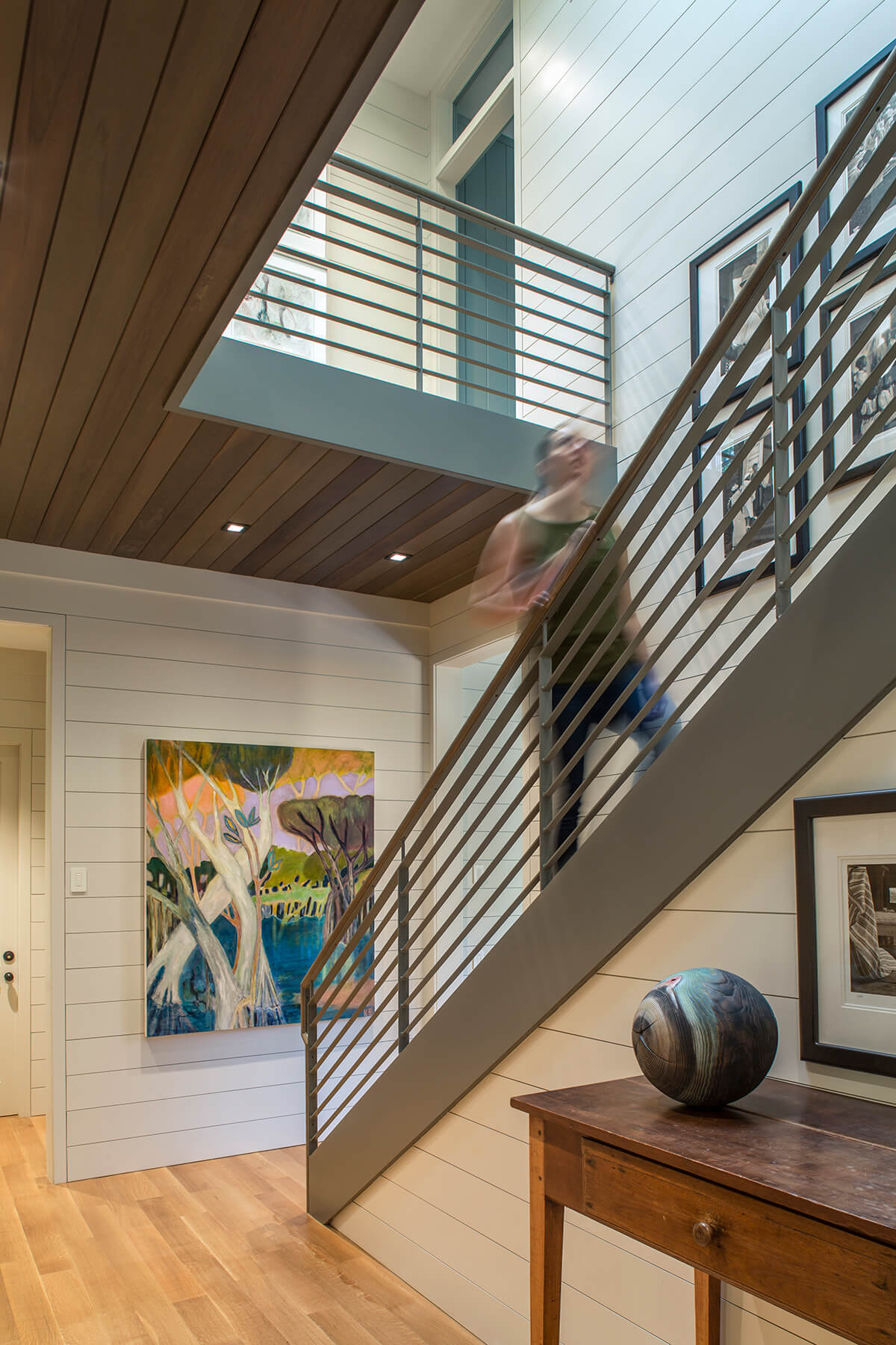Twin Oaks residential architectural design and build project in WNC