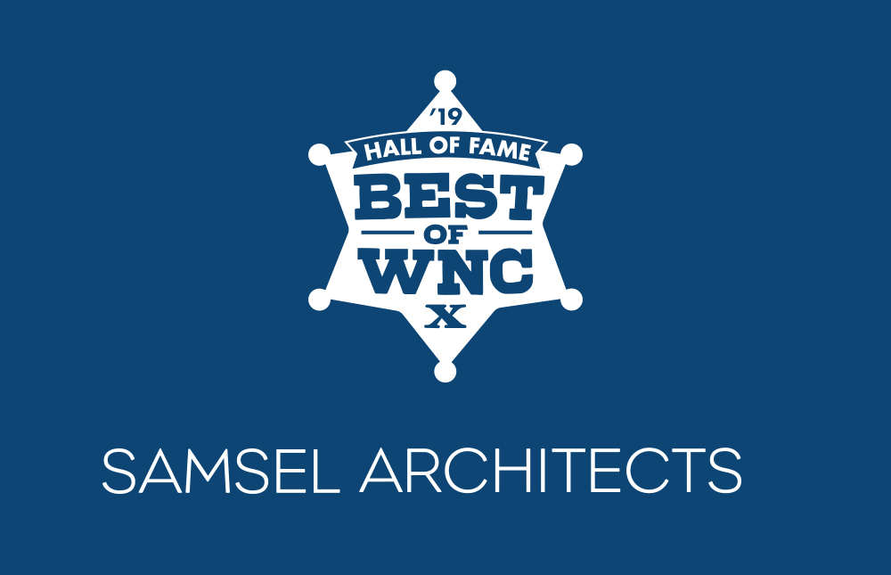 Samsel Architects Best of WNC 2019