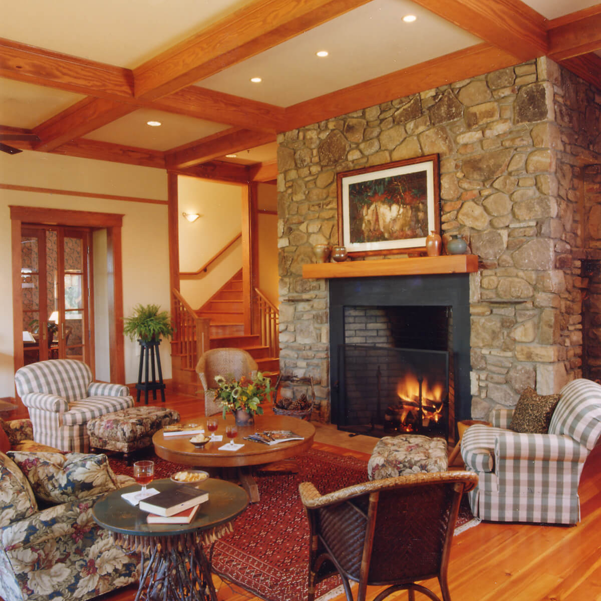 The Sourwood Inn hotel renovation project in WNC