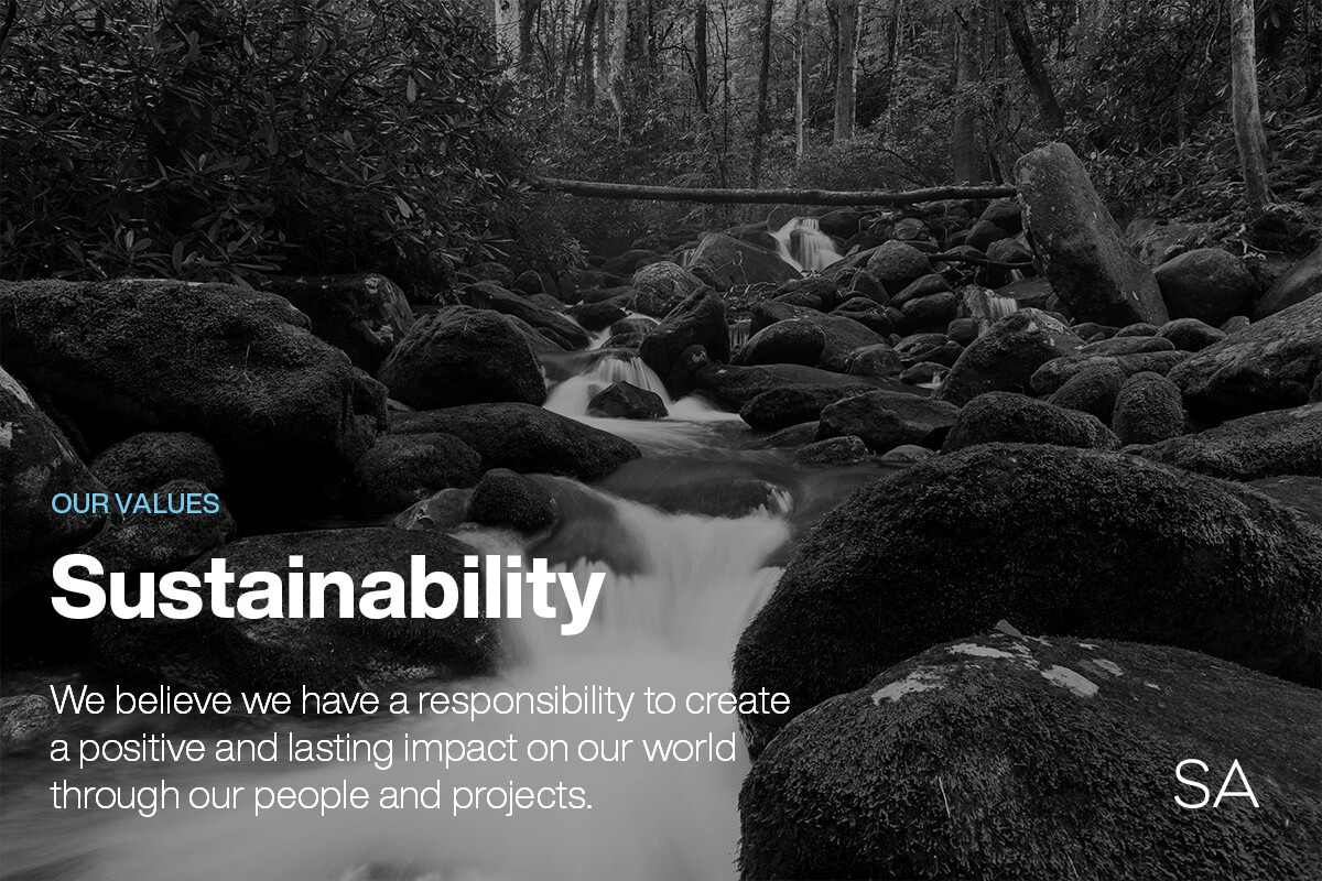 Samsel Architects Values Blog - Sustainability
